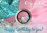 Origami Owl- Birthda