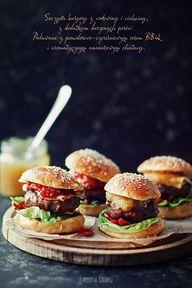 Burgery - Przepis