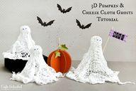 Halloween Crafts: 3D