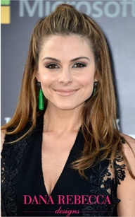 Maria Menounos wears