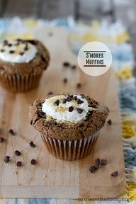 S'mores Muffins | Ta