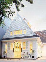 Dream home / garage