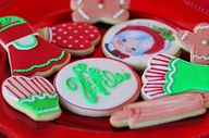 Mrs. Claus' Cookie S