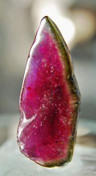 Watermelon Tourmalin