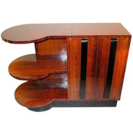 Rosewood Cabinet by