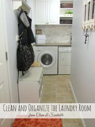 Clean and organize t