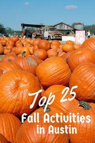 25 Fun Things to do