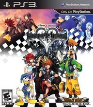 Kingdom Hearts HD 1.
