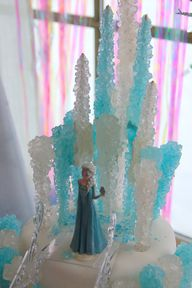 Disney Frozen Cake~