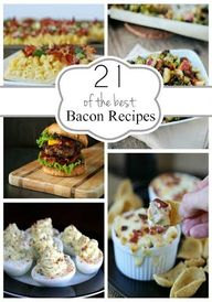 21 of the Best Bacon