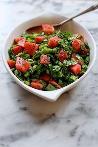 Watermelon, Snap Pea