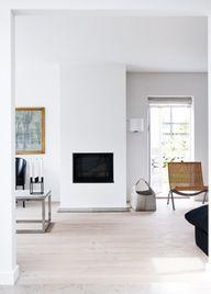 simple fireplace, mo