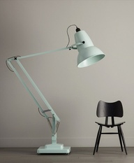 Giant Mint Lamp - re