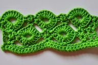 Crochet Stitch * Rin