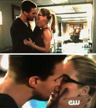 Arrow - Felicity and