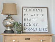 Whole Heart Sign by