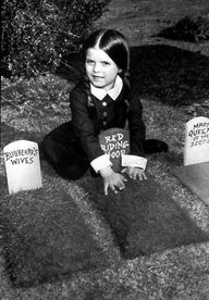 Wednesday Addams - T