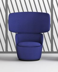 Radar Easy Chairs by
