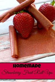 Homemade Strawberry