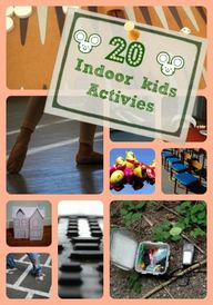 20 Ways To Keep Kids