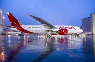 Avianca's first 787