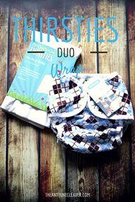 Thirsties Duo Wrap &