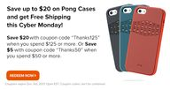Save up to $20 on Po