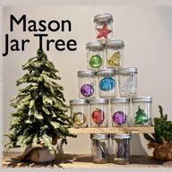 Mason Jar Tree SQ #t