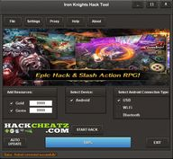 Iron Knights Hack Ch...