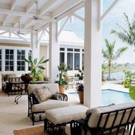 Porch perfection.