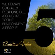 Axactian Value # 5: