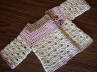free crochet baby pa