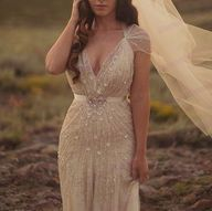 2014 Wedding Dress V