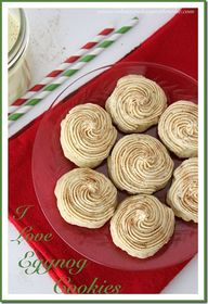 Eggnog Cookie Recipe