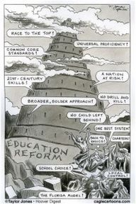 Education reform e12