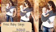 free baby sling FREE