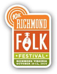 10th Richmond Folk F