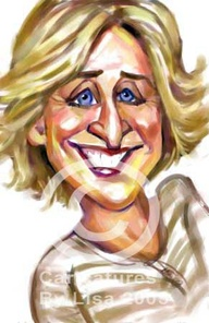 Cartoon Pictures of Famous People