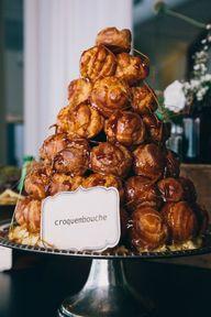 "Croquebouche ""cake"""