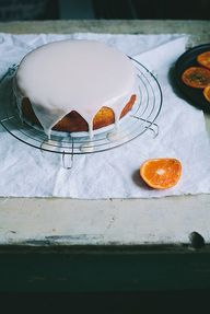 Clementine Cake and
