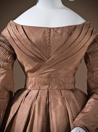 Day dress ca. 1845 L