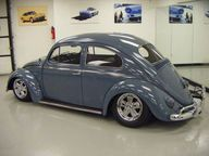 VW beetle - straight