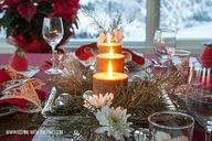 Holiday Tablescape D