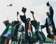 New grads: Brace you