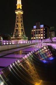 Nagoya TV Tower, Jap