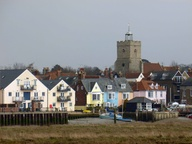 View of Wivenhoe fro