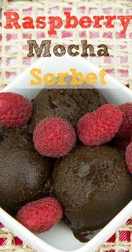 Raspberry Mocha Sorb