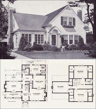 1920s Vintage Home P