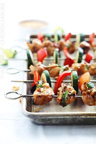 Easy Thai chicken ka