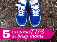 5 Exercise Tips for...